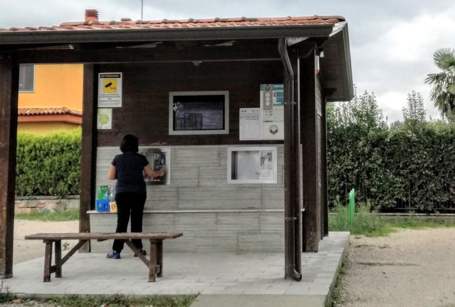 Attivato monitor su Casa dell'Acqua a Bellizzi